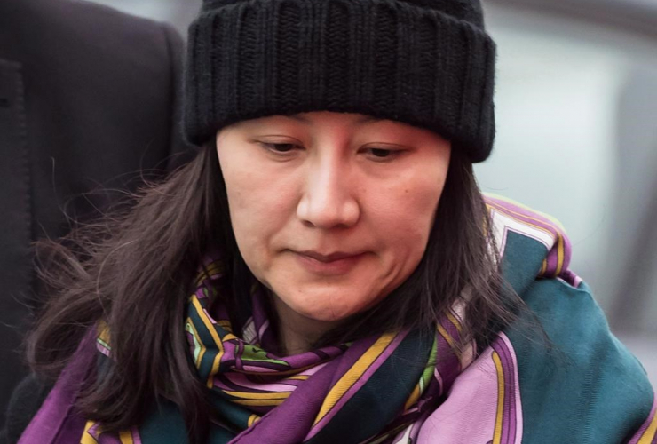 Huawei chief financial officer, Meng Wanzhou, parole, Vancouver,