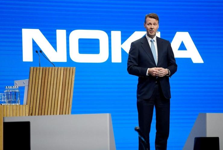 Nokia, Chairman, Risto Siilasmaa,