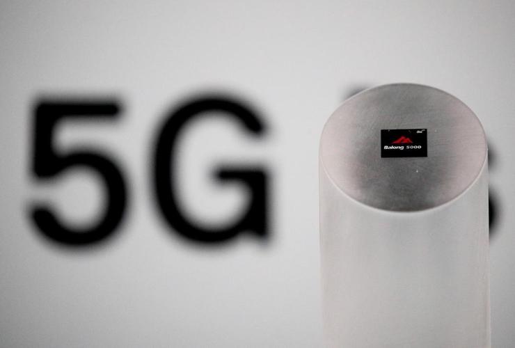 Huawei 5G modem, Balong 5000 chipset,