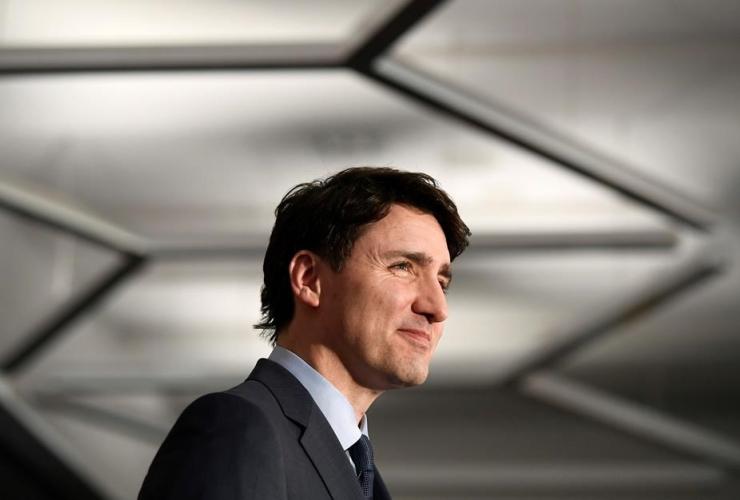 Prime Minister Justin Trudeau, Black History Month reception,