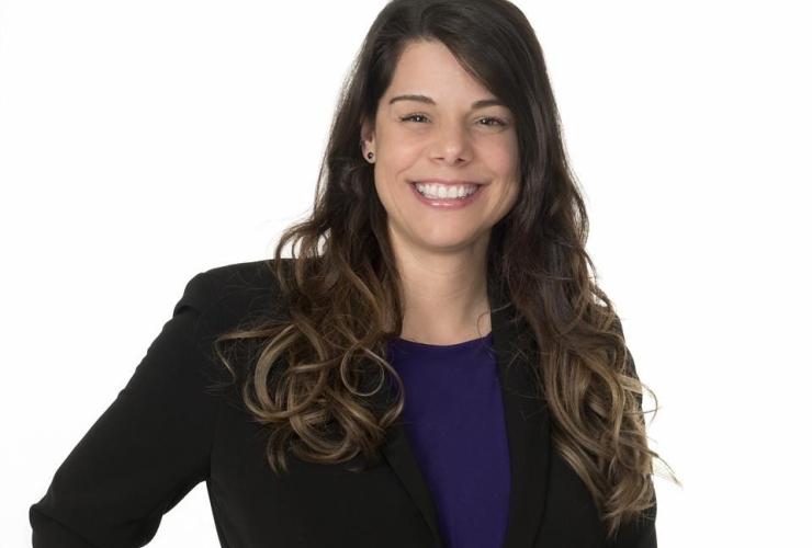 Gatineau councillor, Nathalie Lemieux,