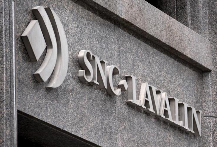 SNC-Lavalin headquarters, Montreal,