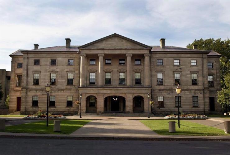 Prince Edward Island legislature, Charlottetown,