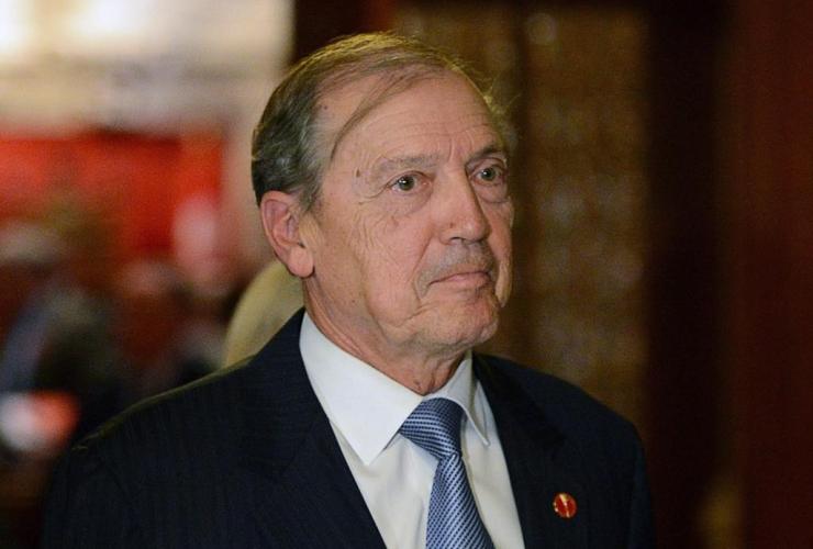 Senator David Tkachuk,