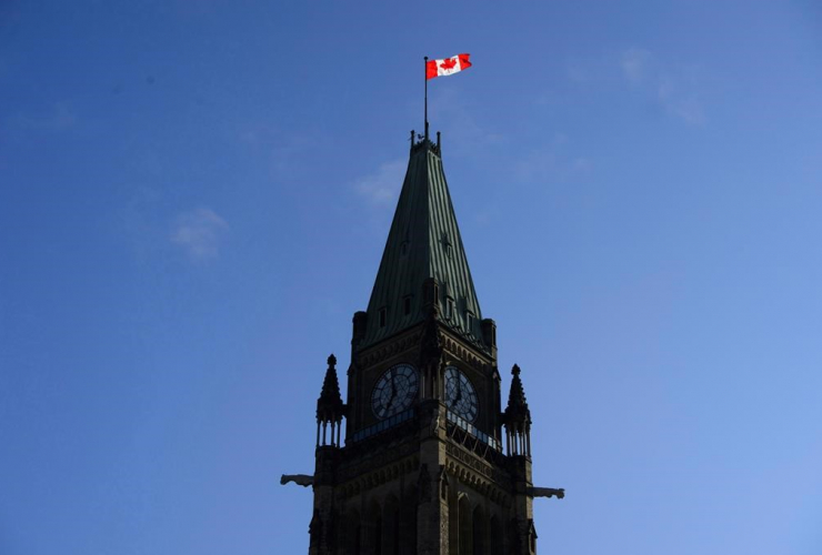 Peace Tower, Parliament Hill, Ottawa,
