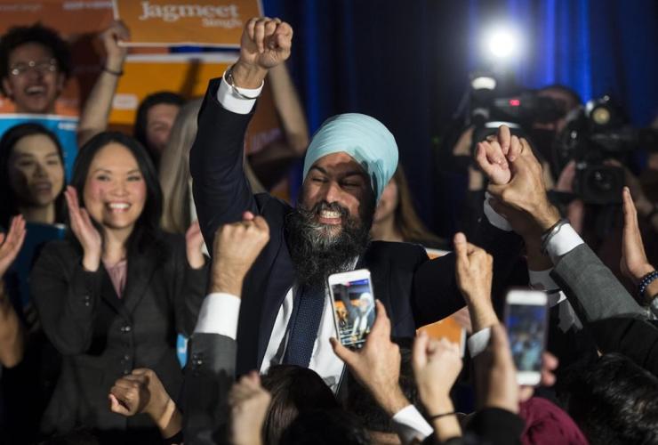 NDP leader Jagmeet Singh, Burnaby South, byelection, Burnaby,