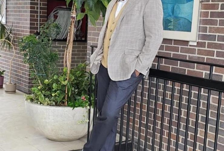 Carleton University professor, Pius Adesanmi,