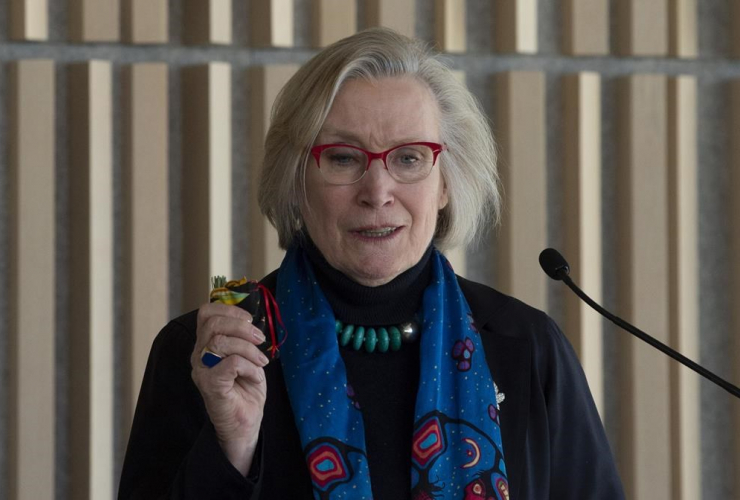 Crown-Indigenous relations Minister Carolyn Bennett,