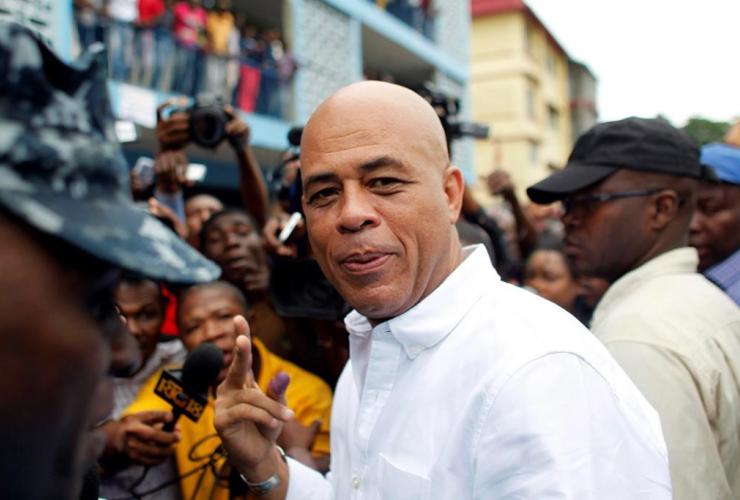 Haiti, Michel Martelly,