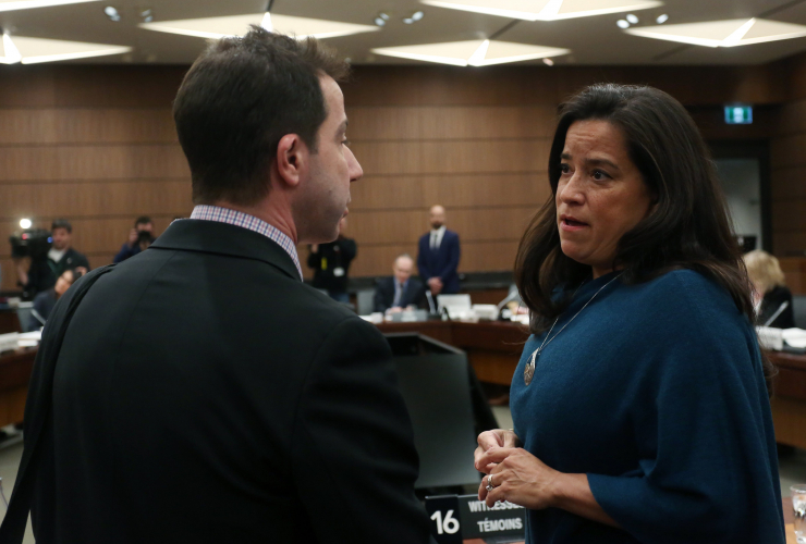 Anthony Housefather, House of Commons, justice committee, Jody Wilson-Raybould