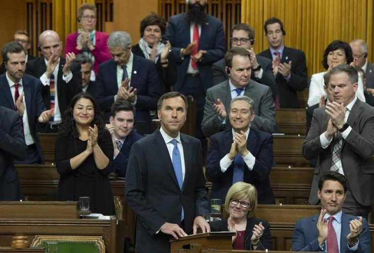 Finance Minister Bill Morneau,