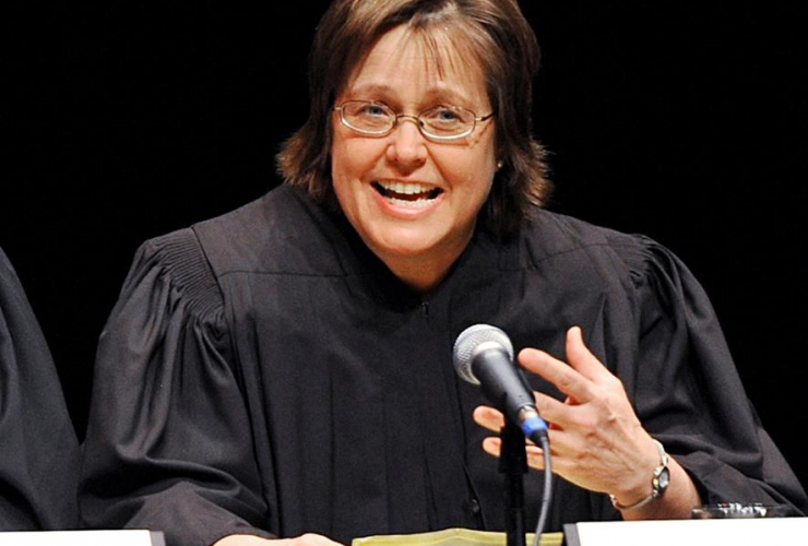 U.S. District Court Judge Sharon Gleason, Anchorage, Alaska,