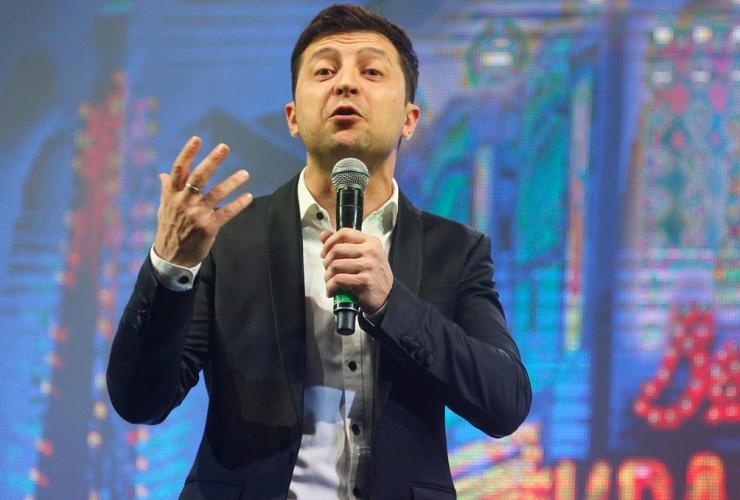 Volodymyr Zelenskiy,
