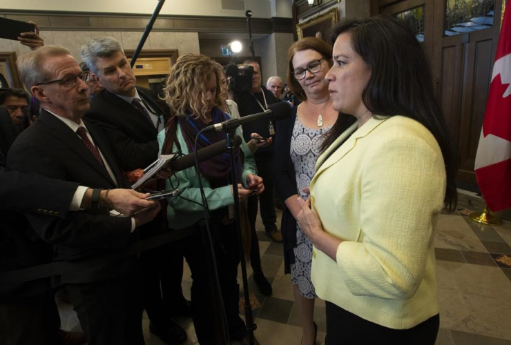 Jane Philpott, Jody Wilson-Raybould,