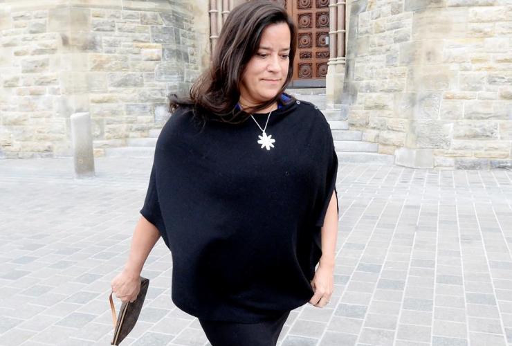 Liberal MP Jody Wilson-Raybould,
