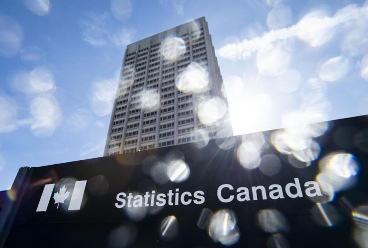 Statistics Canada, Tunny's Pasture, Ottawa,