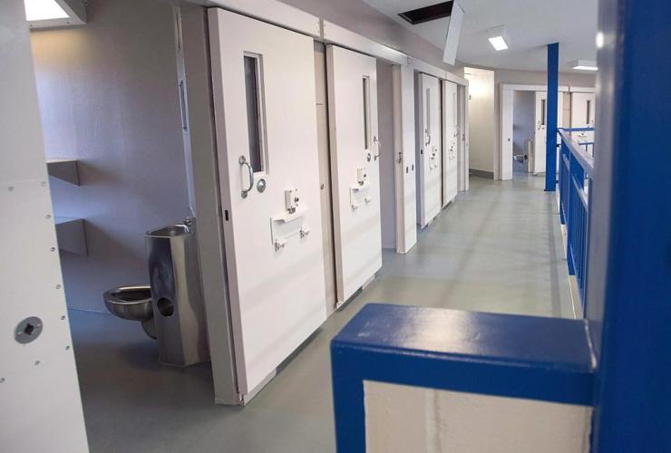 Cells, Central Nova Scotia Correctional Facility, Halifax,