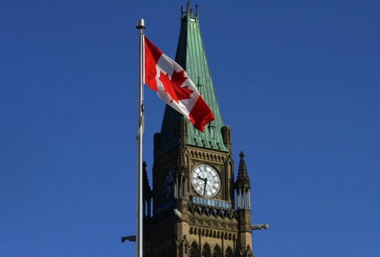 Peace Tower,