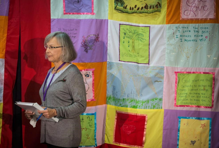 Chief commissioner Marion Buller, National Inquiry into Missing and Murdered Indigenous Women and Girls, Smithers,