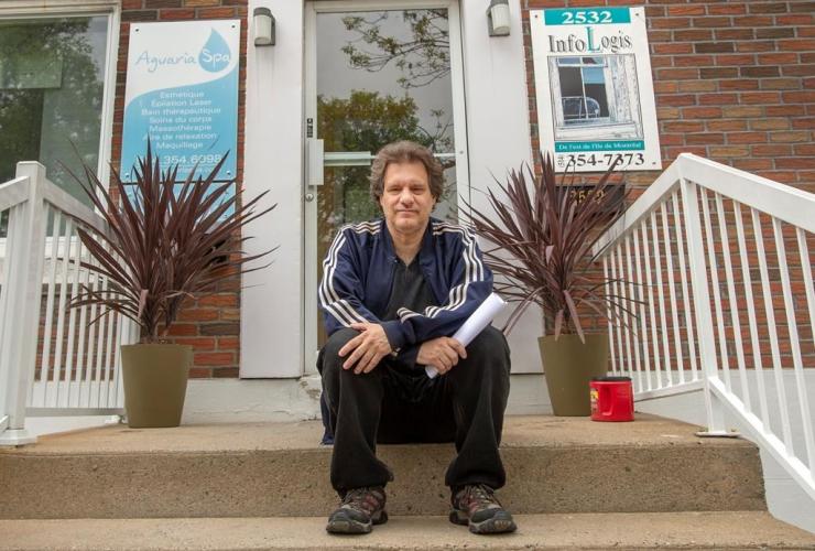 Richard Martin, subsidized housing complex,