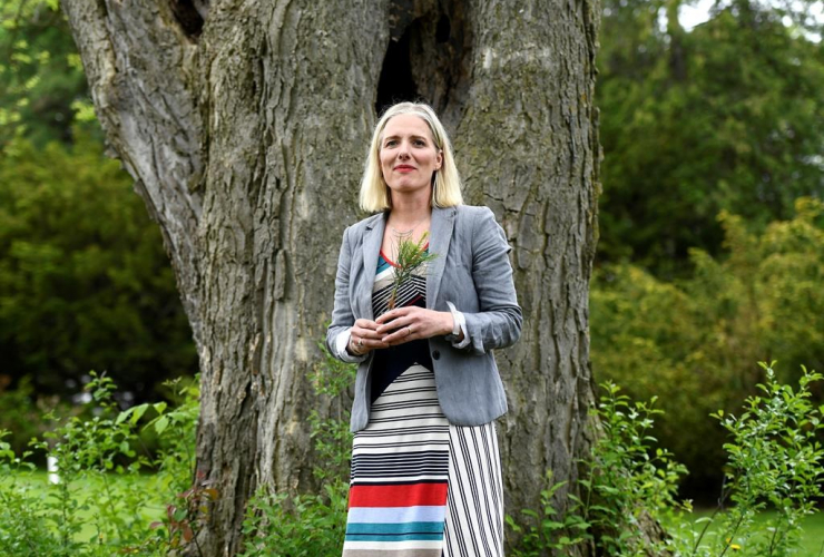 Minister of Environment and Climate Change Catherine McKenna,