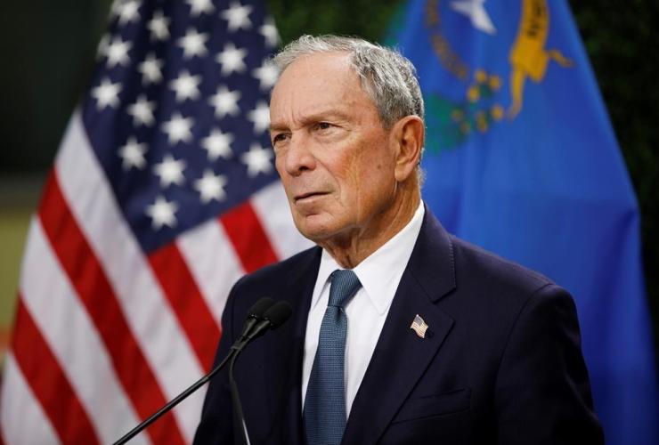 New York City Mayor, Michael Bloomberg,