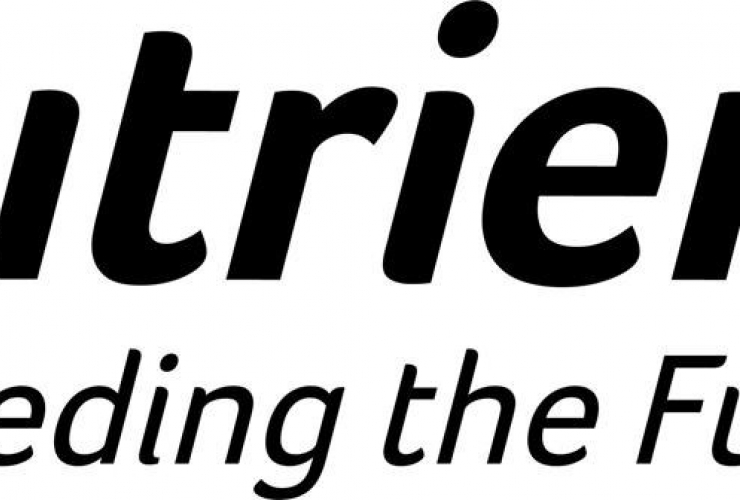 Nutrien Ltd. corporate logo,