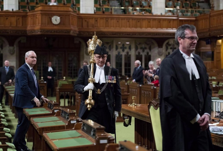 Deputy Sergeant-at-Arms Patrick McDonell,