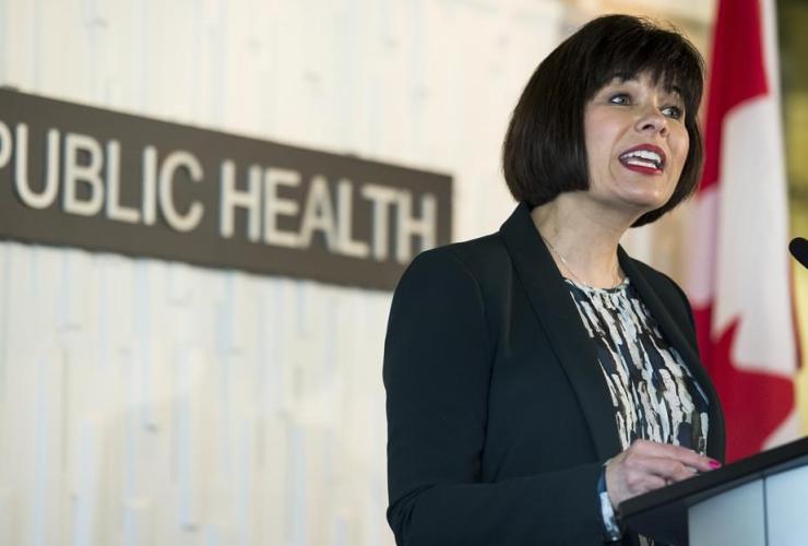 Health Minister Ginette Petitpas Taylor,