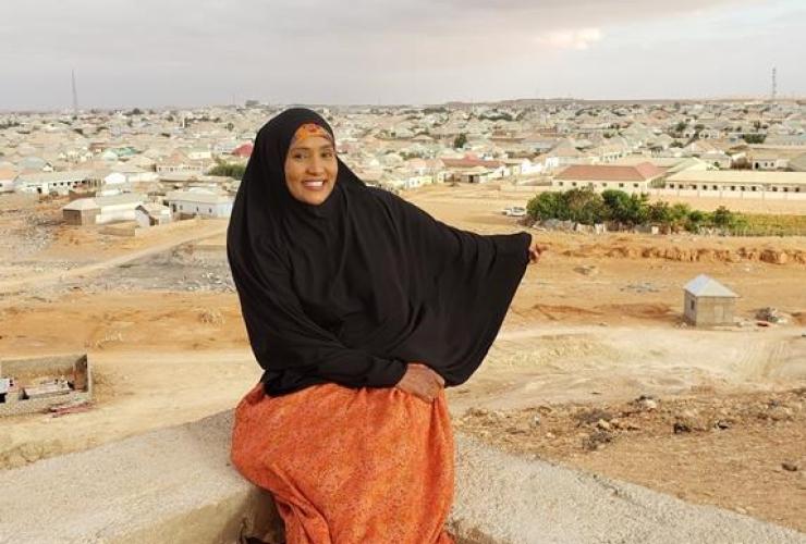 Nalayeh, Garoe, Somalia,