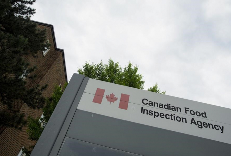 Canadian Food Inspection Agency,