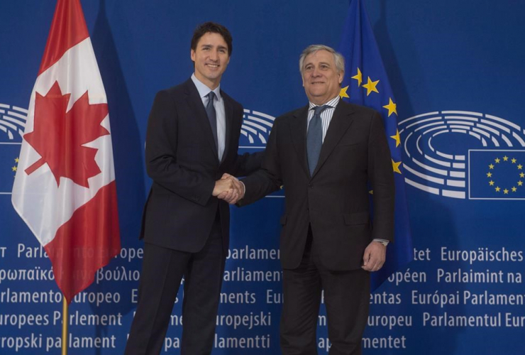 Canadian Prime Minister Justin Trudeau,