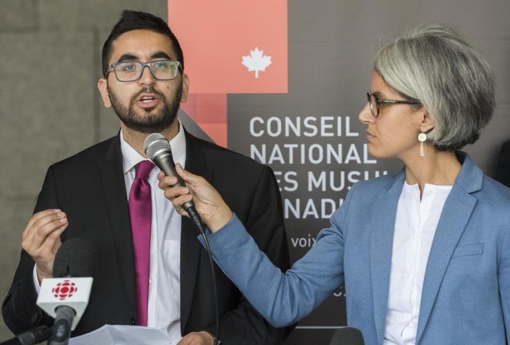 National Council of Canadian Muslims, Mustafa Farooq, Bochra Mana,