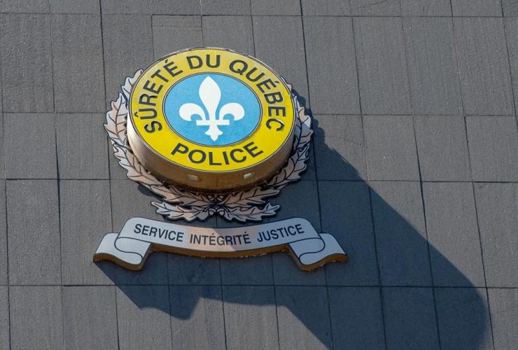 Quebec Provincial Police headquarters,