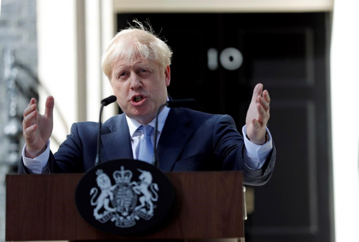 Britain, Prime Minister Boris Johnson,
