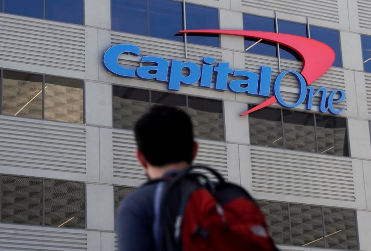 Capital One, San Francisco,