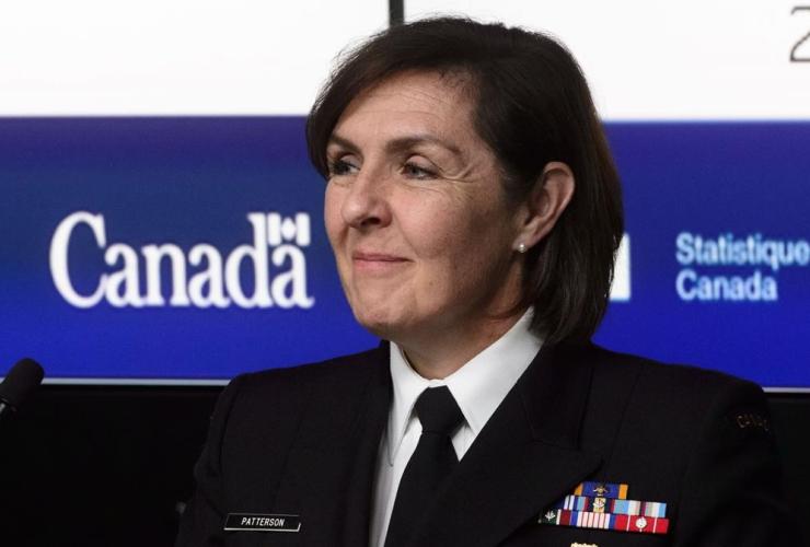 Commodore Rebecca Patterson,