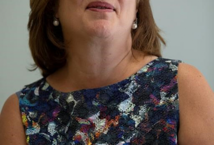 Former Liberal cabinet minister Jane Philpott,