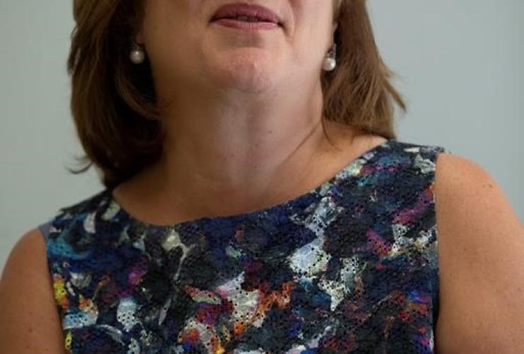 Former Liberal cabinet minister Jane Philpott,