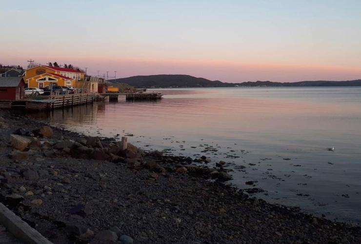 sun set, Didlo, Newfoundland,