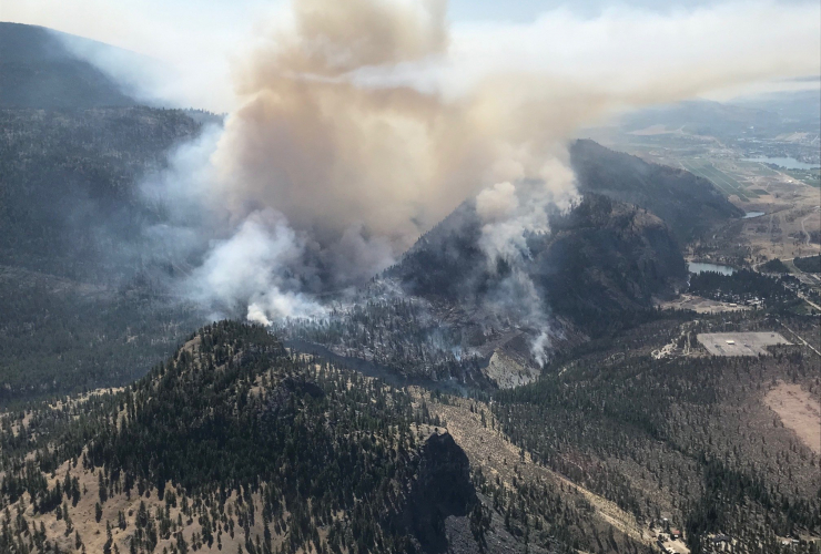 BC Wildfire Service