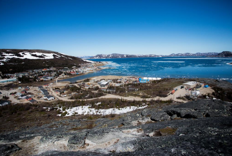 Labrador research expedition, Nain, N.L.,