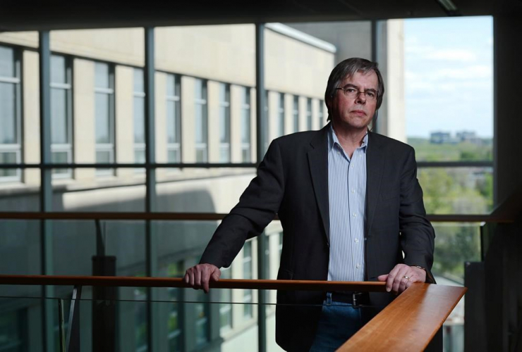 Security intelligence expert, Wesley Wark, University of Ottawa, Social Sciences Building, Ottawa,