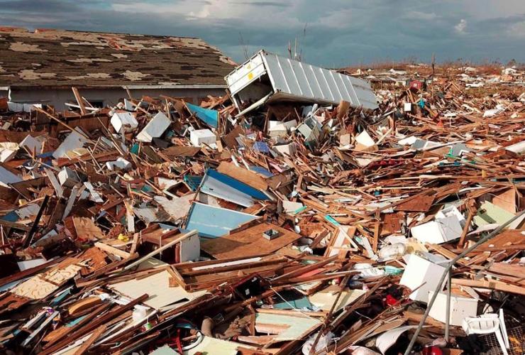 Hurricane Dorian, Abaco, Bahamas,