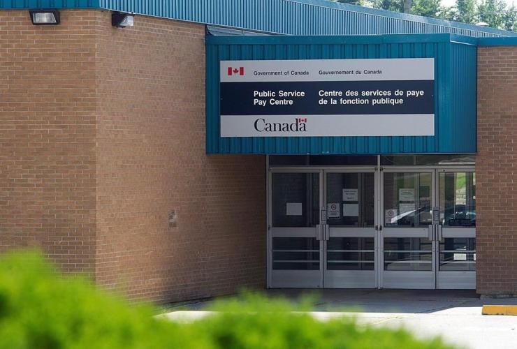 Public Service Pay Centre, Miramichi,