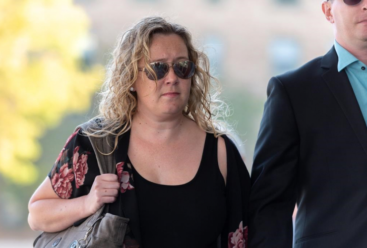 Carolyn Strom, Court of Appeal, Saskatchewan, Regina,