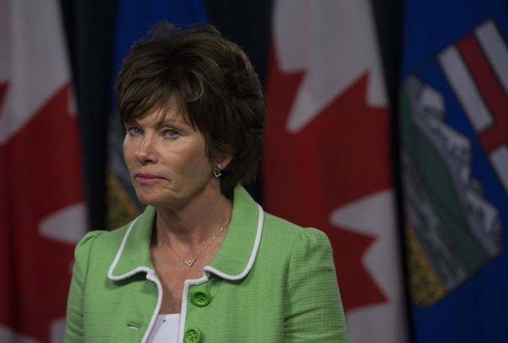 Minister of Energy Sonya Savage,