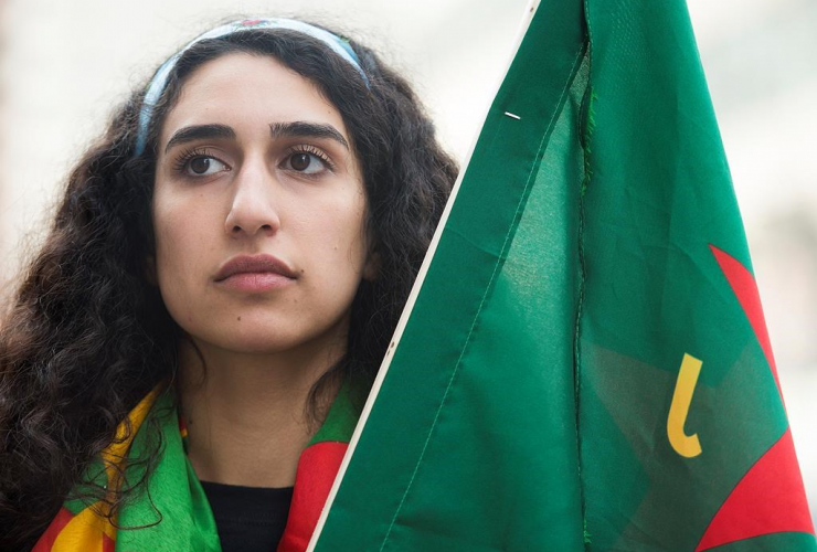 Beritan Oerde, Kurdish Foundation of Quebec, Montreal,