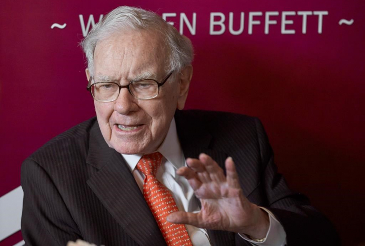 Warren Buffett, Berkshire Hathaway,