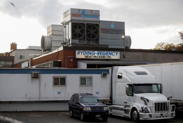 Ryding-Regency Meat Packers Ltd., Toronto,